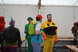 Ash Ketchum, Pac-Man and The Riddler